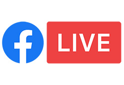 Watch on Facebook Live